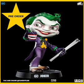 Iron Studios DC Comics: The Joker Minico PVC Statue