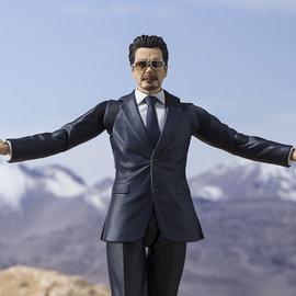 Bandai Iron Man Tony Stark SHF