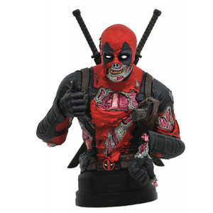 Diamond Select Marvel Deadpool Zombie 1/6 Scale Bust (SDCC 2020 Exclusive