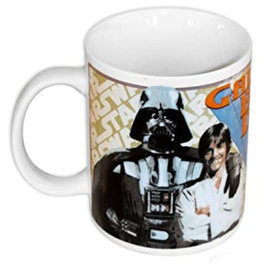 SD Toys Star Wars: Galaxy Best Dad Ceramic Mug