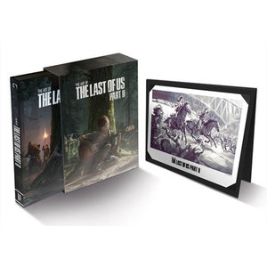 Dark Horse The Last of Us Part 2: The Art of The Last of Us Part 2 Deluxe