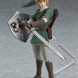 Goodsmile Company The Legend of Zelda: Twilight Princess - Figma Link DX Edition