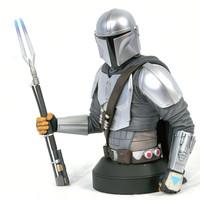 Star Wars: Mandalorian Mk2 1:6 Scale Bust SDCC 2020