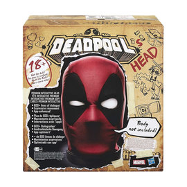 HASBRO Marvel Legends Deadpool Premium Interactive Head