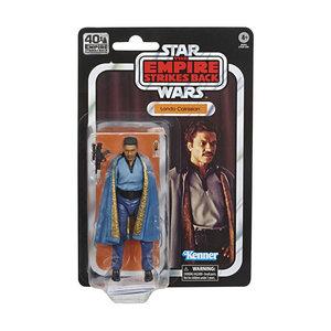 HASBRO Star Wars The Black Series Lando Calrissian Toy Action Figure