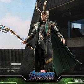 Hot toys Marvel: Avengers Endgame - Loki 1:6 Scale Figure