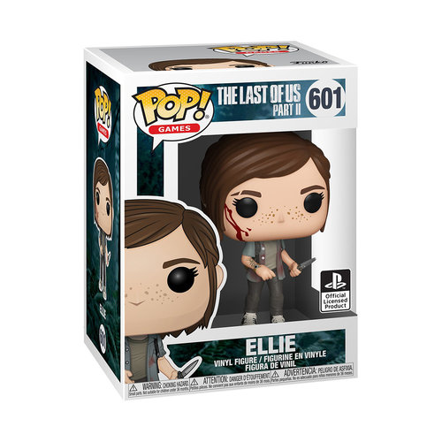 FUNKO Pop! Games: The Last of Us Part 2 - Ellie
