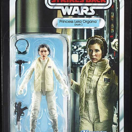 HASBRO Star Wars  E5 40TH  anniversary E5 Princess  Leia Organa
