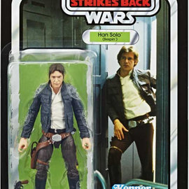 HASBRO Star  Wars  40TH Anniversary  E5 Han Solo
