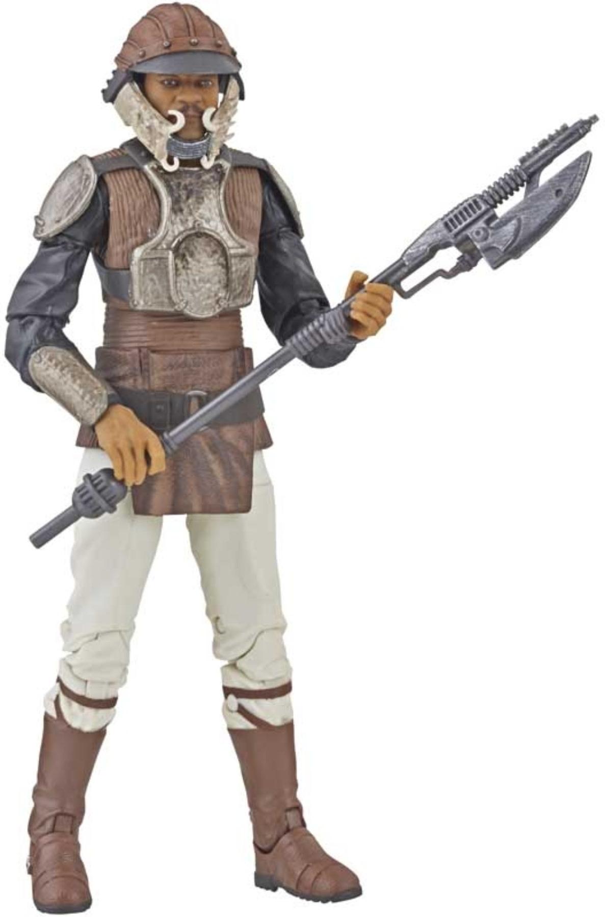 HASBRO Star Wars E6 Lando  Calrissian Skiff Guard