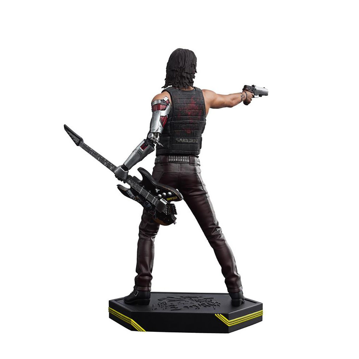 Dark Horse Cyberpunk 2077: Johnny Silverhand 9.5 inch PVC Statue