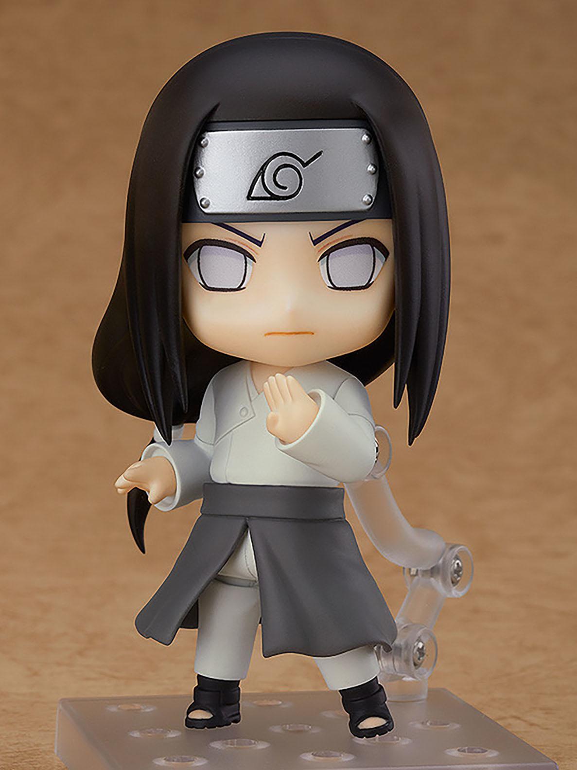 Good Smile Company Naruto Shippuden: Neji Hyuga Nendoroid Figure