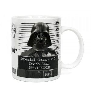 SD Toys Star Wars: Darth Vader Police Record Mug