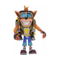 Crash Bandicoot: Deluxe Crash with Jetpack 7 inch Action Figure