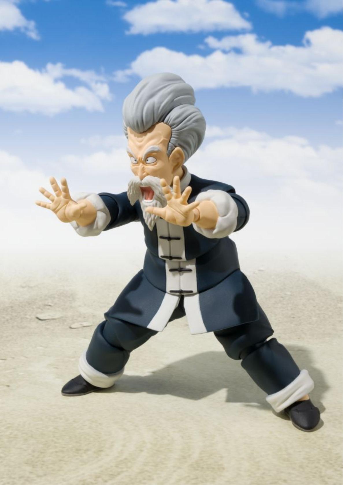 Bandai Tamashii Nations Dragon Ball  Jackie  Chun  SHF