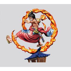 Megahouse One Piece Log Box Trading Figure - Rebirth Wanokuni