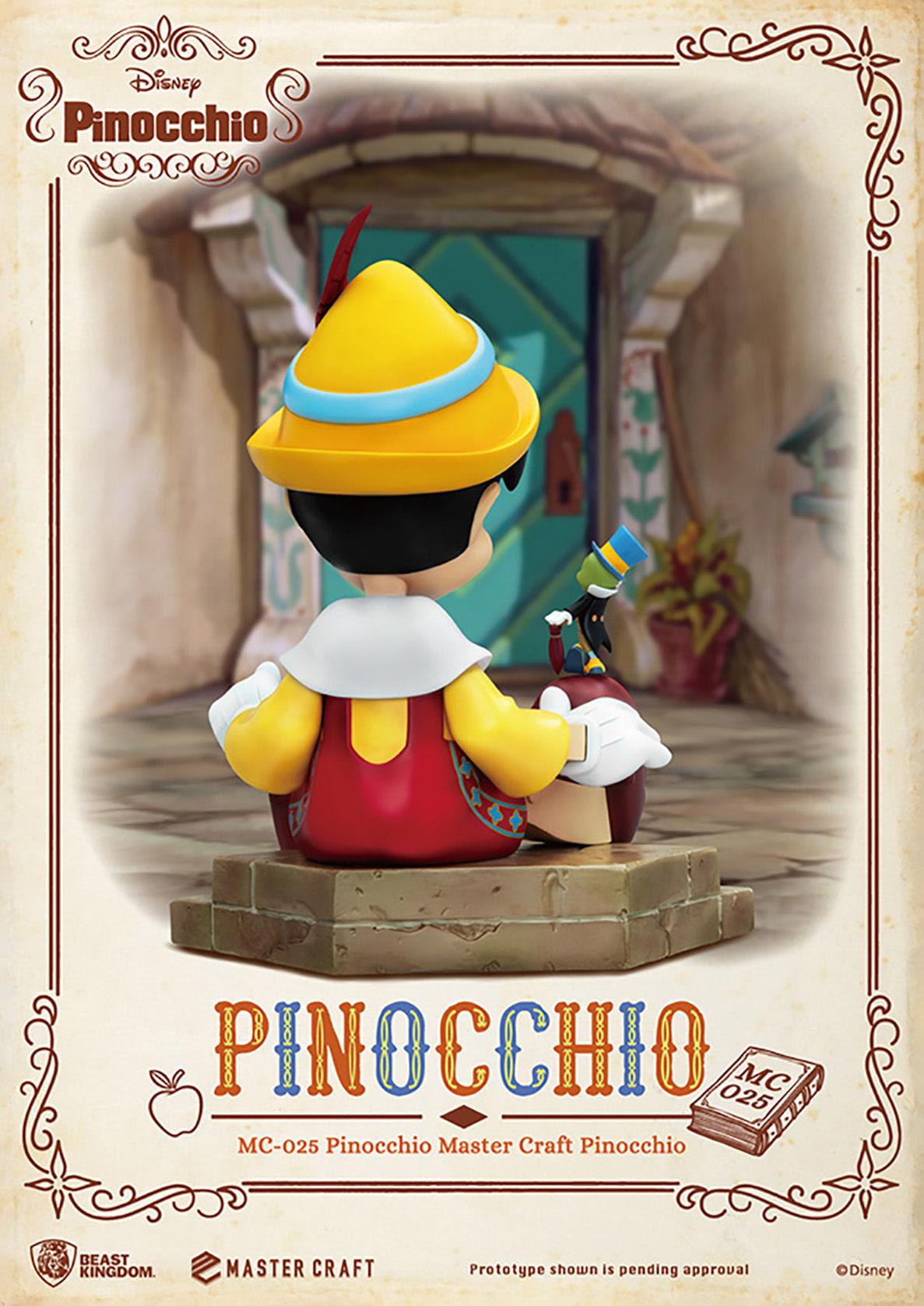 Beast Kingdom Pinocchio Master Craft Statue