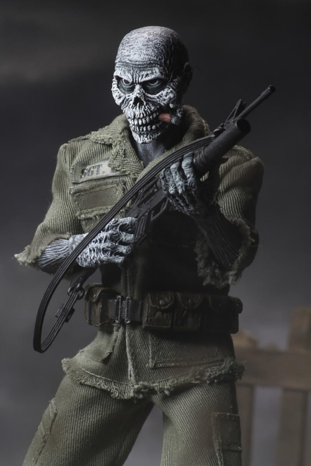 NECA Stormtroopers of Death: Sgt. D 8 inch Clothed Action Figure