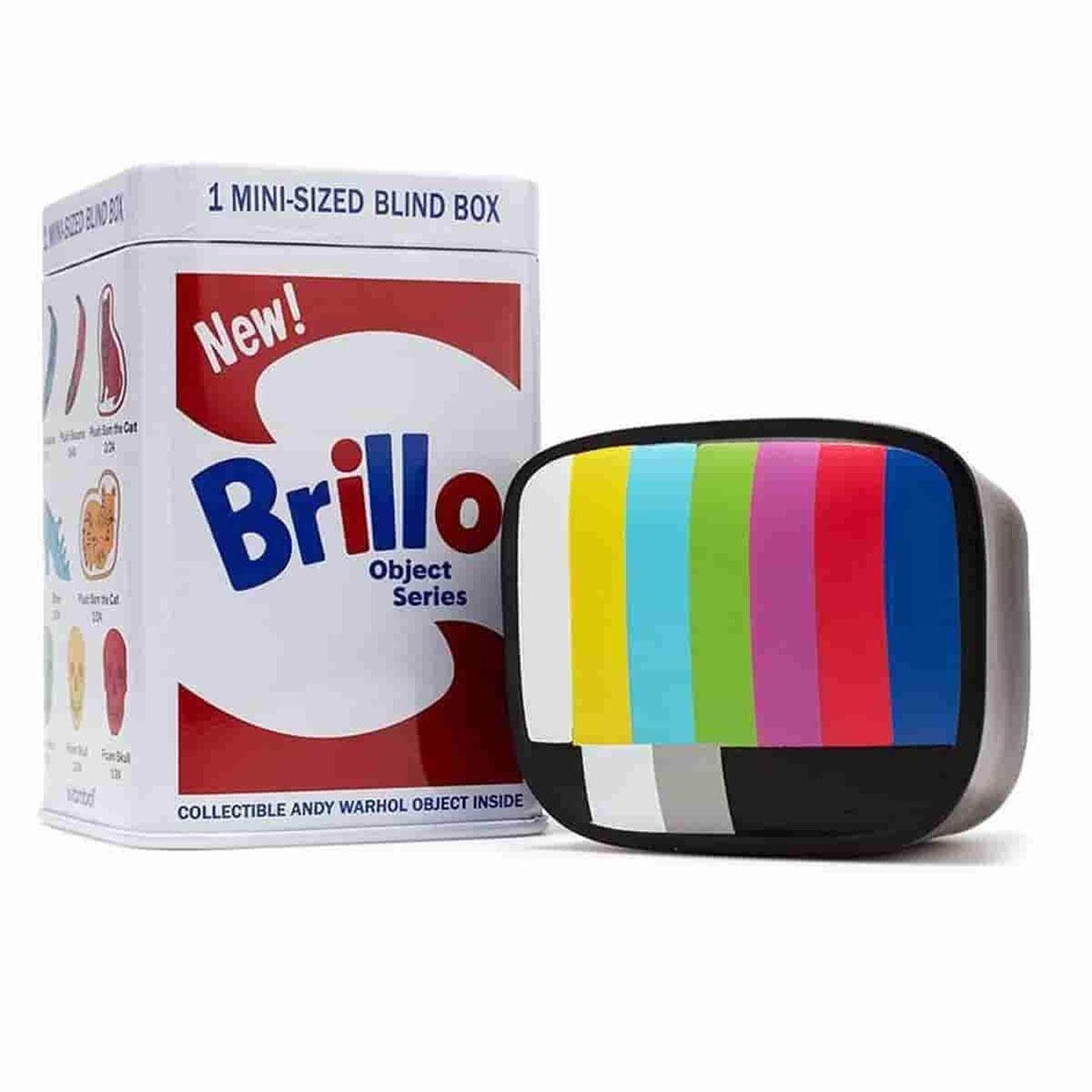 Kidrobot Warhol: Brillo Box Mini Series . Prijs per stuk