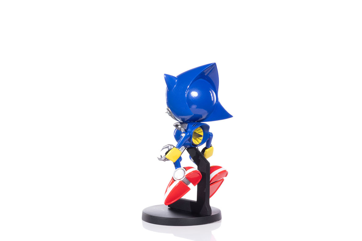 First 4 Figures Sonic the Hedgehog: Boom8 Series Vol. 7 - Metal Sonic PVC Statue