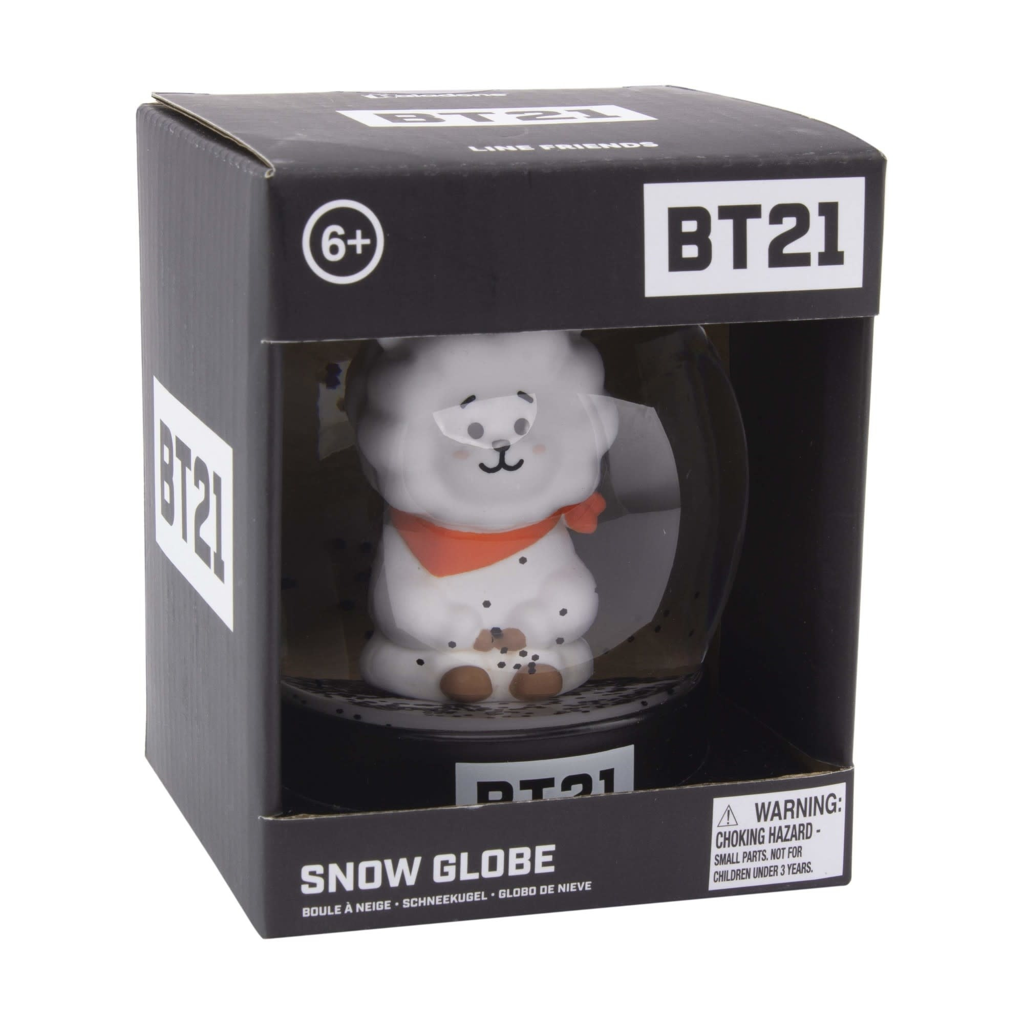 Paladone BT21: Snow Globes