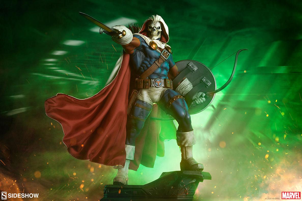 Sideshow Toys Marvel: Taskmaster Premium 1:4 Scale Statue