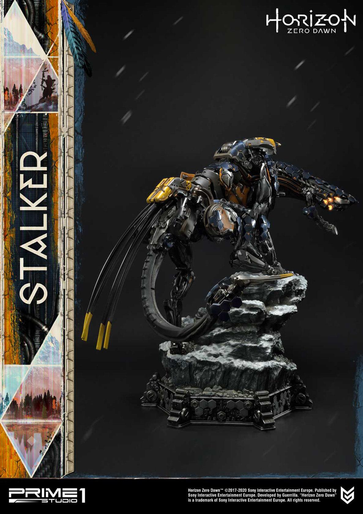 Prime 1 Studio Horizon Zero Dawn: Stalker 1:4 Scale Statue