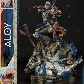 Prime 1 Studio Horizon Zero Dawn: Aloy Shield Weaver Armor Set 1:4 Scale Statue