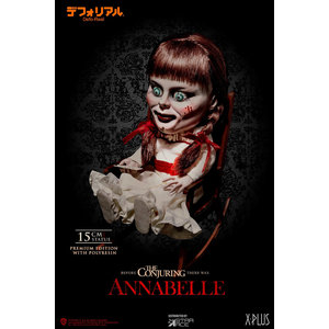 Star Ace Annabelle: Defo-Real Annabelle Statue