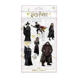 SD Toys Harry Potter: Characters Magnet Set B