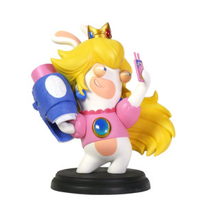 "Ubisoft Mario + Rabbids Kingdom Battle Rabbid Peach 6"" Figure"