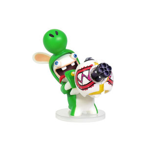 "Ubisoft Mario + Rabbids Kingdom Battle Rabbid Yoshi 3"" Figure"