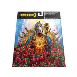 Rubberroad Borderlands 3 - Psycho Bottle Opener & Magnet Set