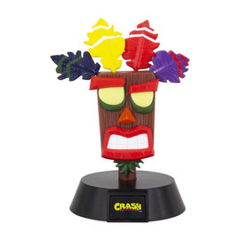 Paladone Crash Bandicoot - Aku Aku Icon Light V2