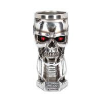 Terminator - T-800 Head Goblet 17cm