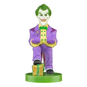 Exquisite Gaming Cable Guy - DC Comics Batman The Joker Phone & Controller Holder