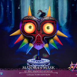 First 4 Figures The Legend of Zelda: Collector's Edition Majora's Mask PVC Statue