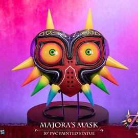 First 4 Figures The Legend of Zelda: Majora's Mask PVC Statue