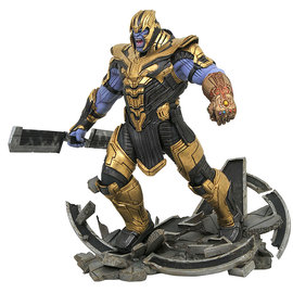 Diamond Direct Marvel Milestones: Avengers Endgame Armored Thanos Statue