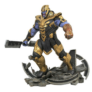 Diamond Direct Marvel Milestones: Avengers Endgame Armored Thanos Statue