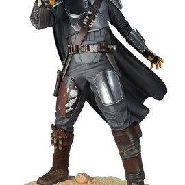 Diamond Direct Star Wars Premier Collection Mandalorian MK 3 Statue
