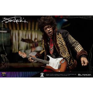Blitzway Jimi Hendrix: 1:6 Scale Figure