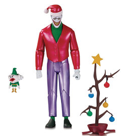 Sideshow Toys DC Comics: Batman The Animated Series - Christmas with the Joker Action Figure