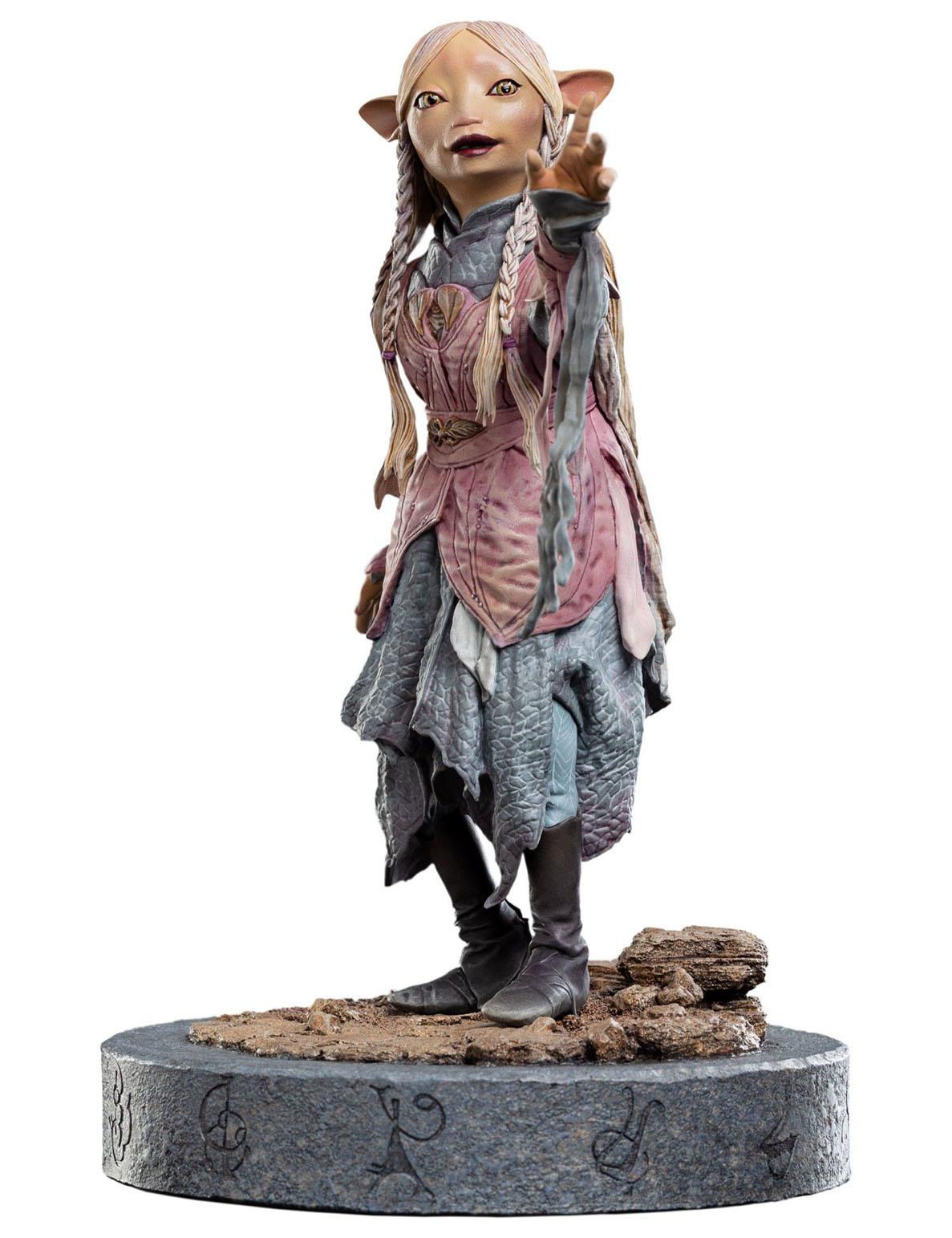 WETA Workshops The Dark Crystal Age of Resistance: Brea the Gelfling 1:6 Scale Statue