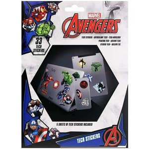 Marvel: Avengers - tech stickers