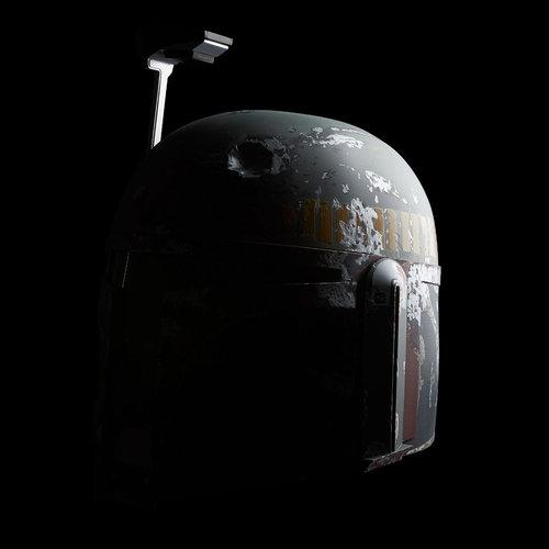 HASBRO Star wars: Black Series - Boba Fett Premium electronic helmet