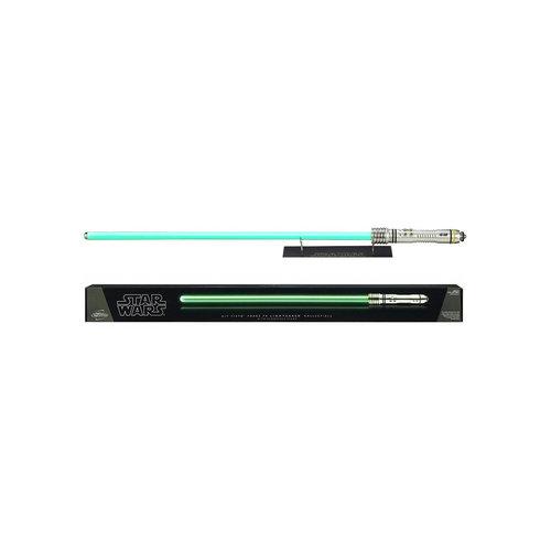 HASBRO Star Wars: The Black Series - Kit Fisto Force FX Lightsaber