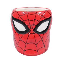 Half Moon  Bay Marvel: Spider-Man Shaped Mug