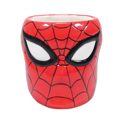 Half Moon  Bay Marvel: Spider-Man Shaped Mug