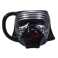 Star Wars: The Rise of Skywalker - Kylo Ren Shaped Mug